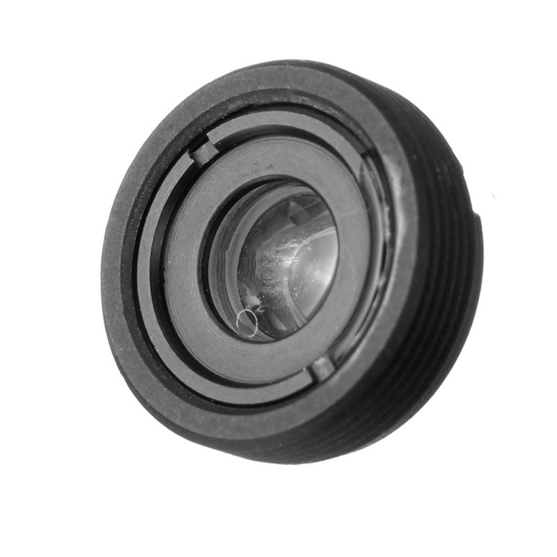 Durable 3 7mm CCTV Len Pinhole / Camera Lens For Security CCTV Accessories  Mini Cameras Lens Dia 12mm Free Shipping-in CCTV Parts from Security &