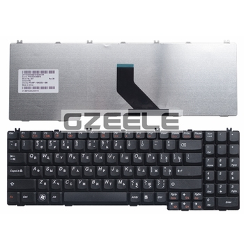 цена GZEELE  laptop Keyboard for 25-008432 25-011333 25008405 25008432 25011333 A3S-RU A3SL-RU MP-08K53SU-686 MP-10C13SU-686 RU Black онлайн в 2017 году