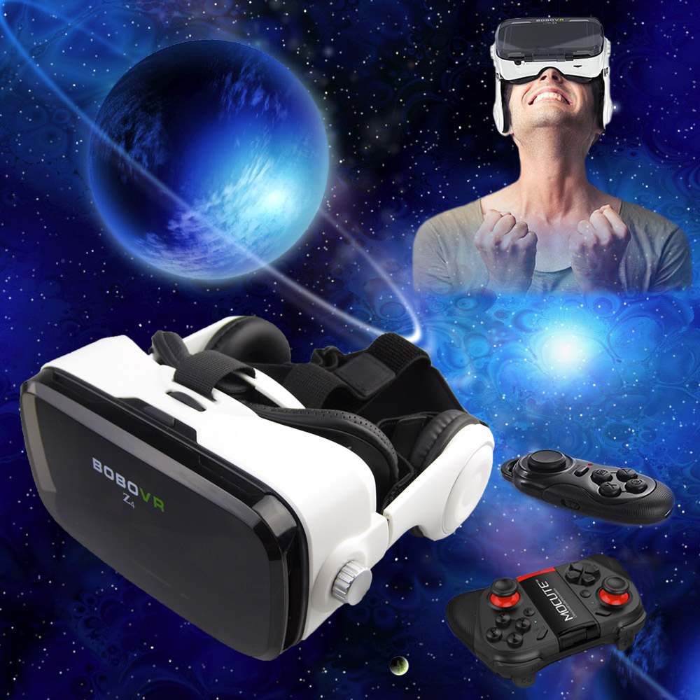 Xiaozhai BOBOVR Z4 3D VR Glasses Virtual Reality Glasses Video Google Cardboard Headset forAndroid IOS 4-6 inch Smartphone