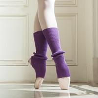 Goede kwaliteit roze/paars/blank volwassen kind ballet dans moderne dans professionele prestaties praktijk katoenen sokjes