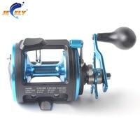 ACT 30 Blue OEM Boat Fishing Reel 4BB Trolling Fishing Reel for Sea Fishing Gear