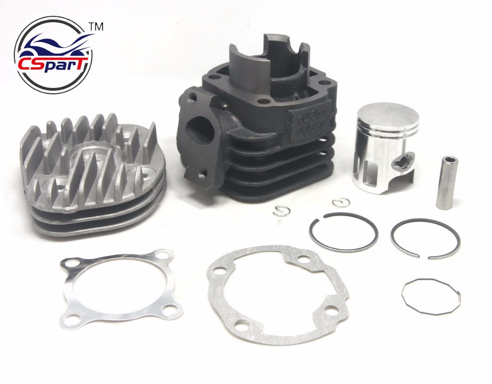 40MM 10mm 12mm Pin Head Cylinder Piston Ring Gasket Kit for 50 50CC JOG 1P40QMB Minarelli Zuma BWS AEROX AXIS NITRO 19mm carburetor for eton beamer aprilia sr50 jog zuma minarelli jog 50 90 50cc 90cc pz19j sr50 scooter atv buggy