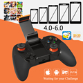 Portable Bluetooth Google Gamepad 3D VR Glasses VR CASE RK GAME 4th Remote Control Gamepad iOS,Android, PSP, Laptop and TV Box