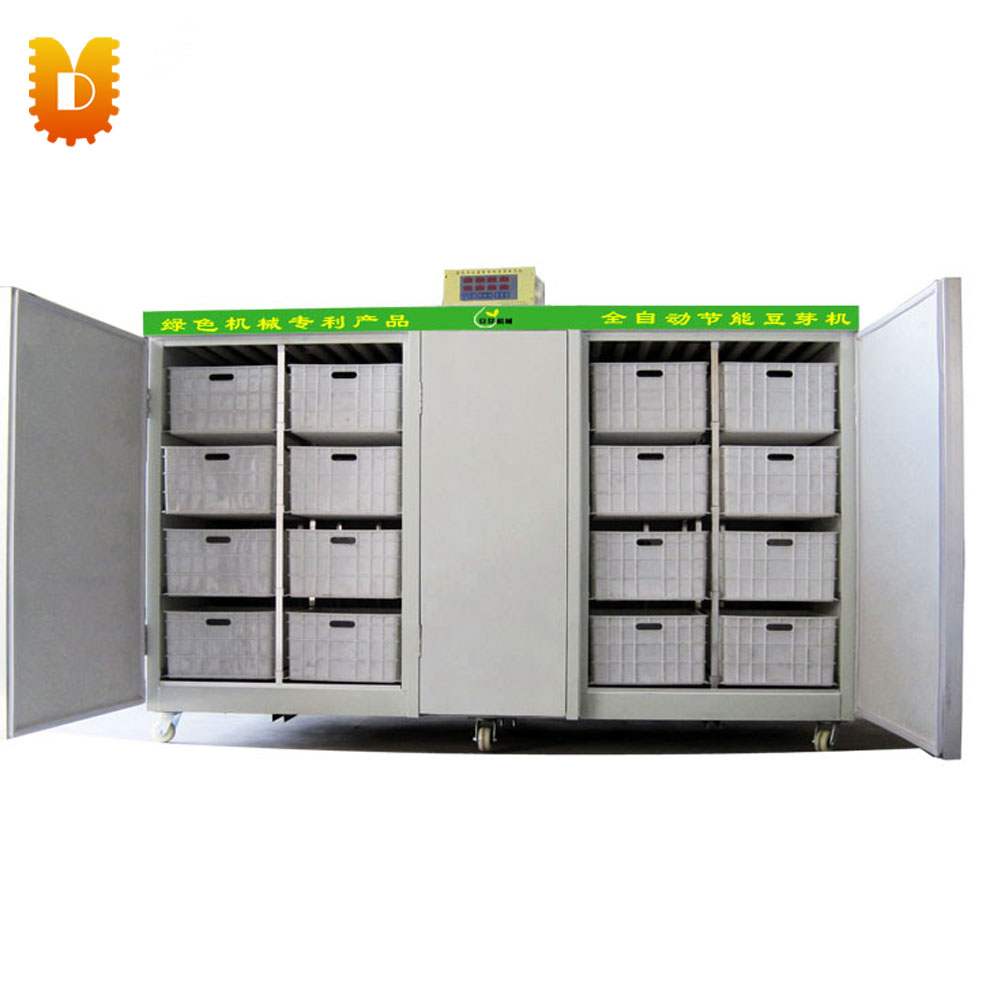 Full-automatic Energy-saving Bean Sprout Growing Machine/Mung Bean Sprout Machine недорго, оригинальная цена