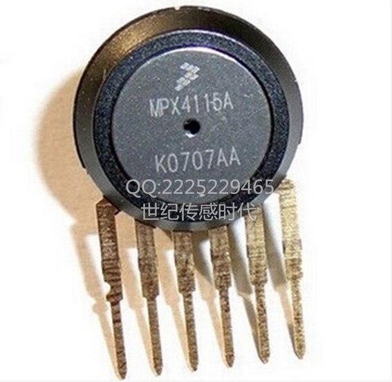 1 개/몫 무료 배송 100% 새로운 압력 센서 mpx4115a mpx4115 sip 8