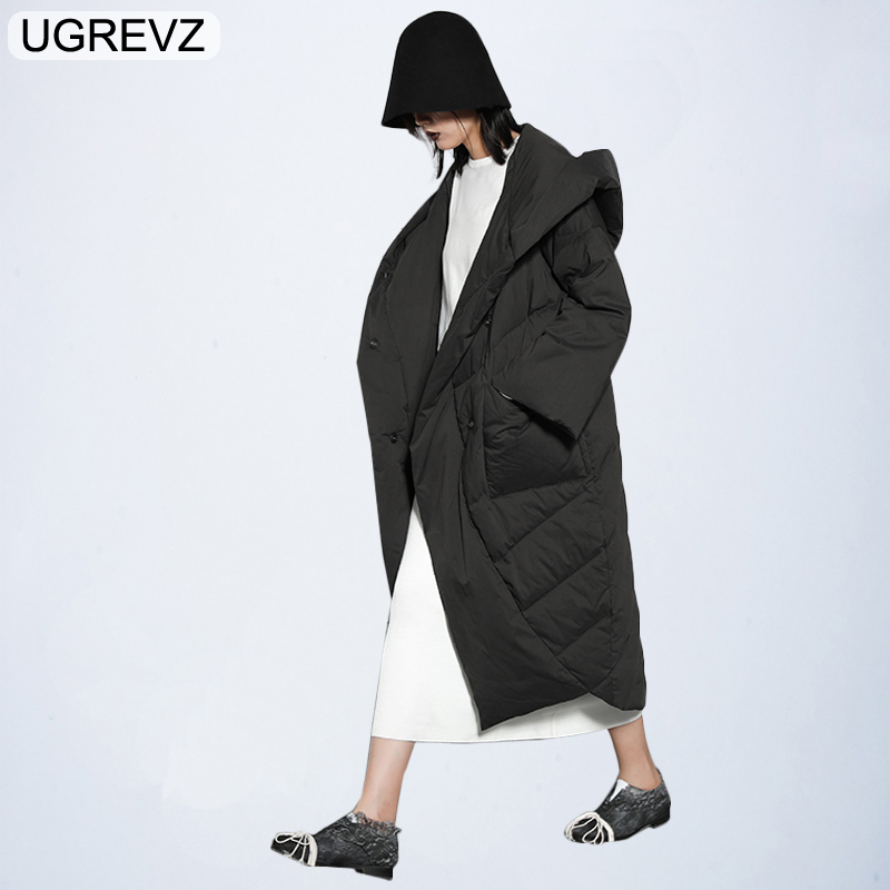 2018 Womens Parka Winter Hooded New Brand Warm Winter Jacket Women Plus Size Long Feminine Winter