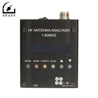 MR300 דיגיטלי אנטנת גלים קצרים Analyzer Meter Tester 1-60 M עבור רדיו חם עם Bluetooth לא Inclued סוללה מובנית