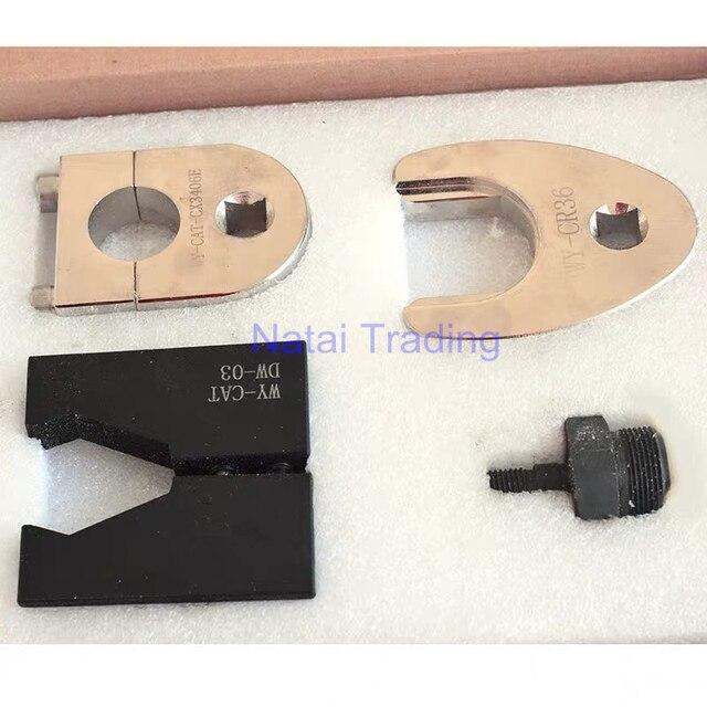 Adaptateur pour kits doutils de réparation pour diesel CAT C13, Caterpillar, moyen pression, injecteur à rampe commune, pince C13 C15, outil de démontage