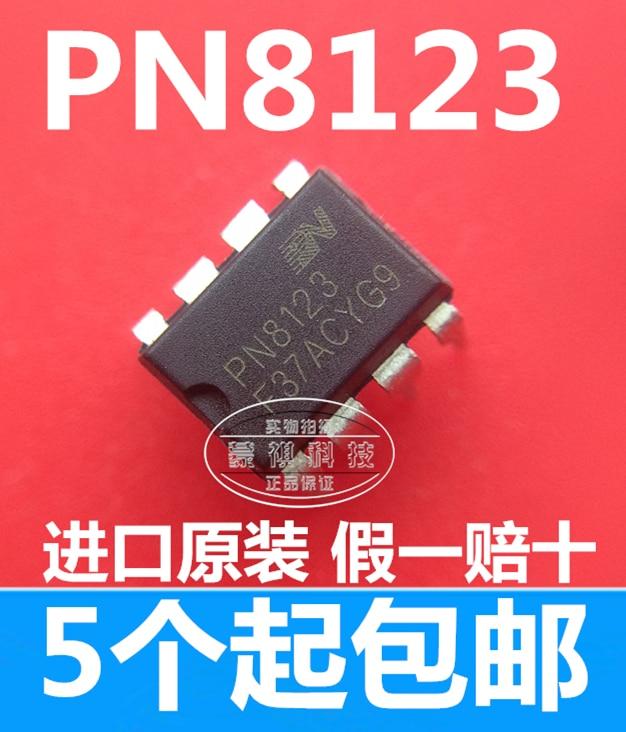 10pcsPN8123 brand new line rice cooker power chip DIP-7