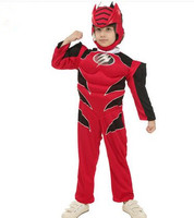 double sized superman costume for kids superman boys black suit superman halloween cosplay costumes for boys warrior costume