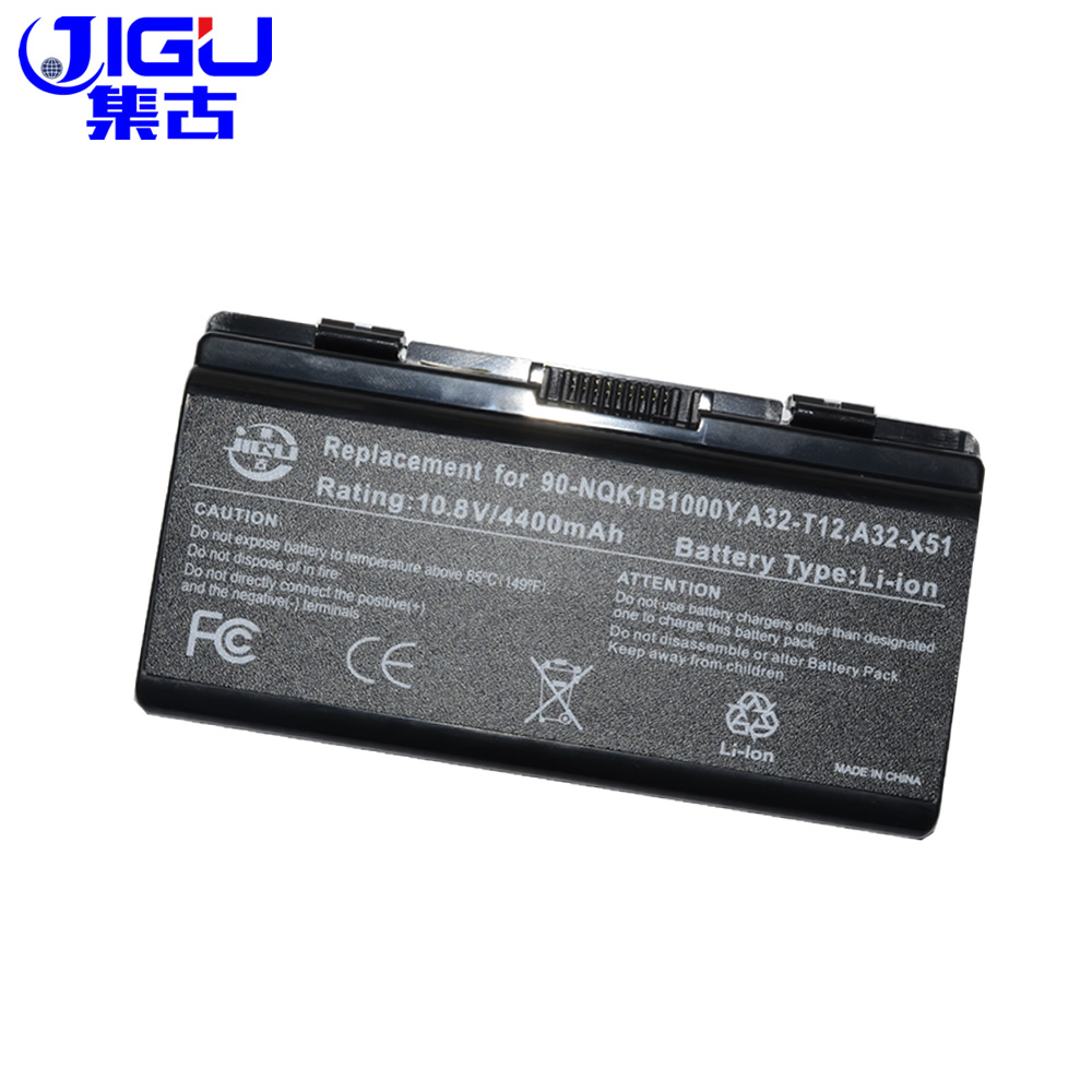 jigu latop bateria de alta qualidade para asus x51 x51c x51h x51l