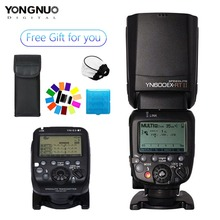 YONGNUO YN600EX-RT 2.4G Wireless HSS 1/8000s Master Flash Speedlite for Canon