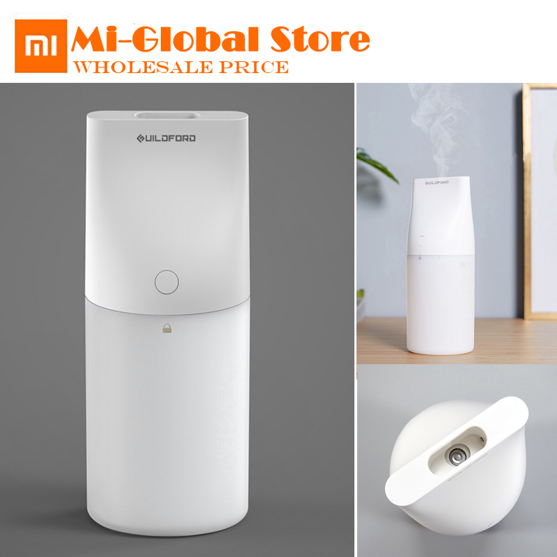 Humidificador de sobremesa Original Xiaomi Uildford 320 ml purificador de aire silencioso portátil con luz nocturna para el hogar con aire acondicionado