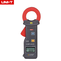UNI T UT251C High Precision Clamp Leakage Meter 0.001mA 600.00A Leak Ammeter Data Storage RS 232 Transmission Auto Power Off