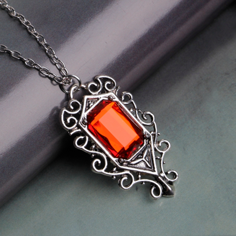 Mortal Instruments Isabelle Lightwood's Pendant Necklace