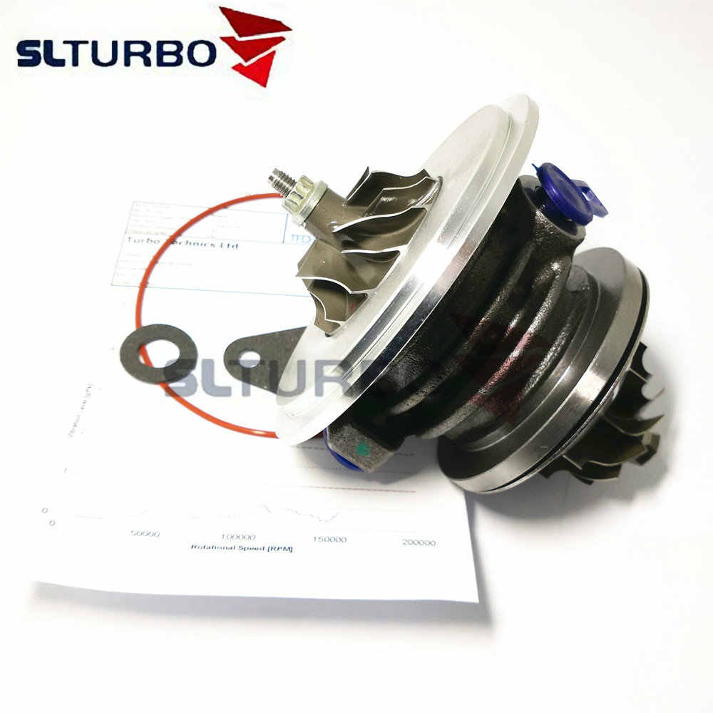 For VW Passat B4 / Polo III 1.9 TDI 66 Kw 90 HP 1Z AHU ALE - cartridge turbo repair kits 860016-1/2/3/4/5 turbine CHRA Balanced