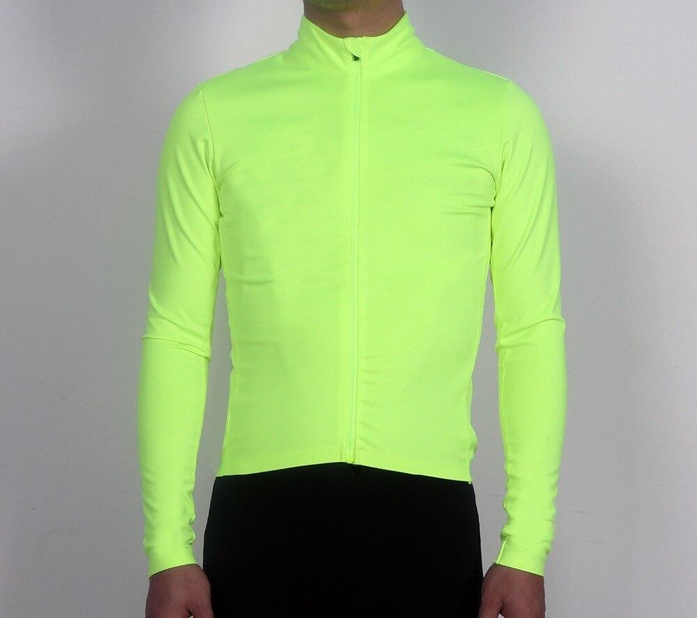 SPEXCEL Новый флуоресцентный зеленый 3 слоя ткани pro team ветрозащитный и защита от дождя трикотаж с длинным рукавом Куртка
