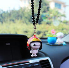Baymax with Spiderman Helmet, Hanging Ornament