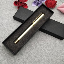 Boss wanted gold pen heavy writing pen unique birthday gift custom FREE  with boss's name on pen body free shipping with box цена 2017