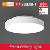 Original Xiaomi Yeelight Smart Ceiling Light Lamp Remote Mi APP WIFI Bluetooth Control Smart LED Light Color IP60 Dustproof