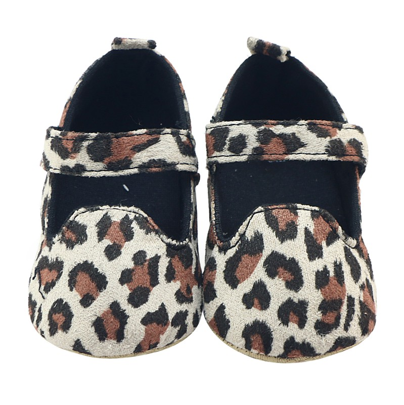 2017 New Baby Soft sole Fashion leopard Tassels Baby Moccasin girls bowknot infant heelys Shoes
