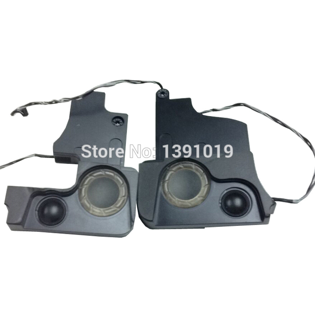 Frete grátis originais de um par de alto-falantes para apple imac 21.5 ''a1311 substituição orador