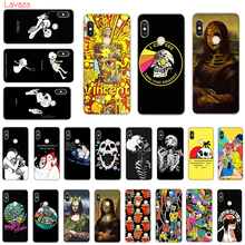 Lavaza Mona Lisa Skull by SAMUXX Hard Phone Case for Xiaomi Redmi 5A 5 Plus 6 Pro 6A cases for Redmi Note 5 6 7 Pro Cover lavaza mona lisa skull by samuxx soft tpu case for xiaomi redmi note 5 6 7 pro for redmi 5a 6a s2 5 plus silicone cover