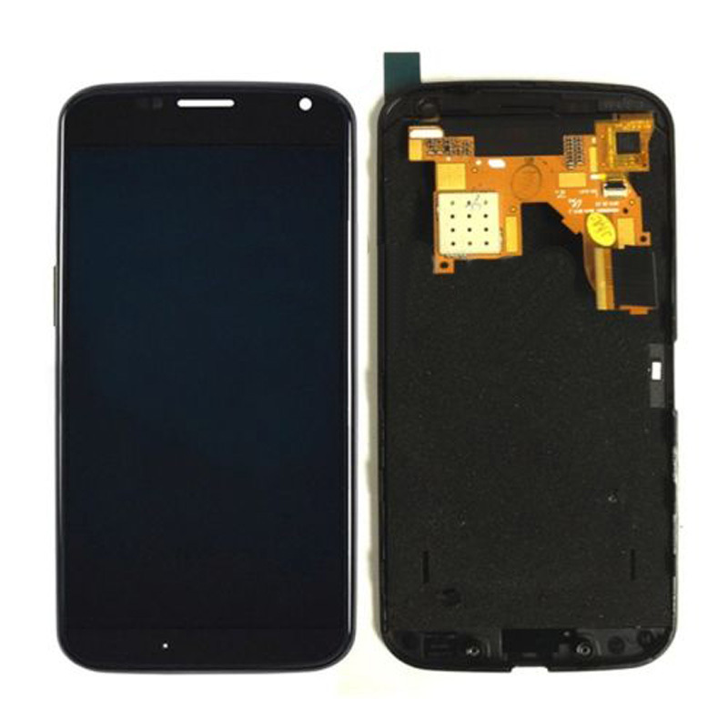 LCD Display Screen Touch Glass Digitizer Assembly For Motorola Moto X XT1060 XT1058 Black