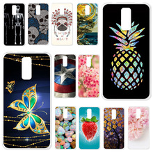 цены на TAOYUNXI Phone Cases For BQ 5520 BQ Mobile Case Silicone Cover For BQS 5520 Mercury Soft TPU Cover Painted case bag Fundas  в интернет-магазинах