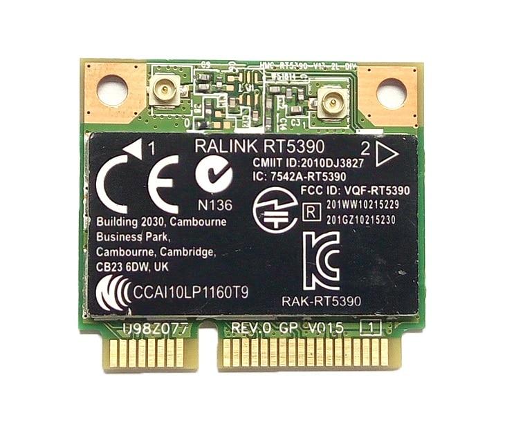 SSEA NEW Ralink RT5390 Half Mini PCI-E Wireless Card  For HP CQ45 CQ58 4340S 4445s 245 250 255 SPS:691415-001