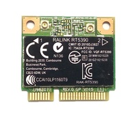 SSEA NEW Ralink RT5390 Half Mini PCI-E Wireless Card  for HP CQ45 CQ58 4340S 4445s 245 250 255 SPS:691415-001