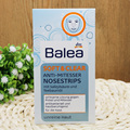 10Pack Germany Balea Soft & Clear Anti-Mitesser Nosestrips deep cleansing Facestrips effective against pimples & blackheads