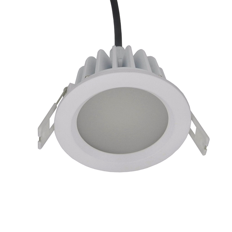 (6pcs/lot) New Arrival 15W Waterproof IP65 Dimmable LED Downlight COB15W Dimming LED Spot Light LED Ceiling Lamp For Bathroom