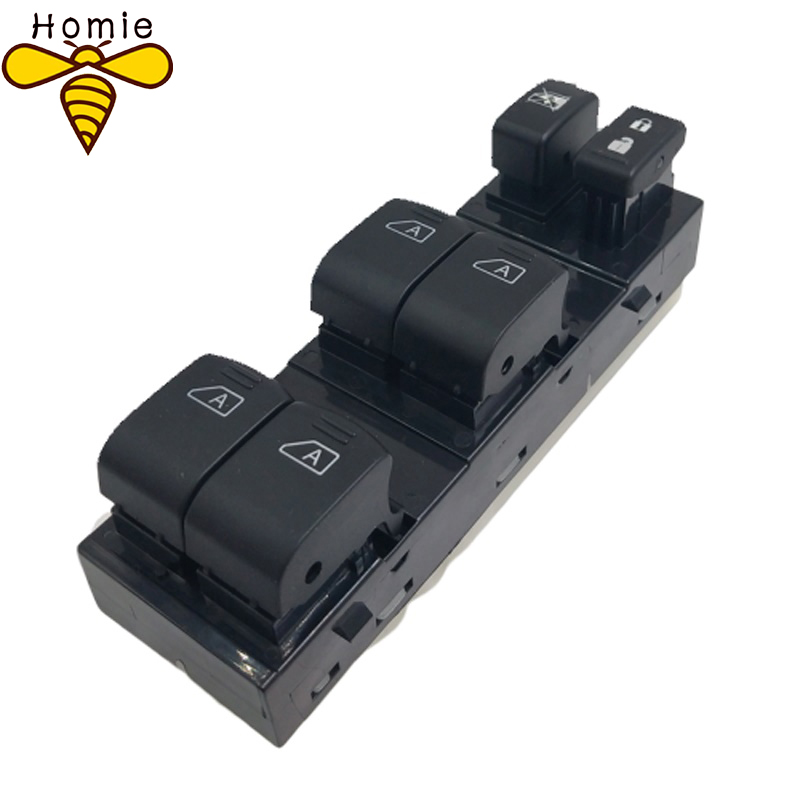 NEW High Quality Master Power Window Switch Front Left Side For Nissan Infiniti G35 Maxima 2007 2015 25401 9N00D 254019N00D Car Switches & Relays     - title=