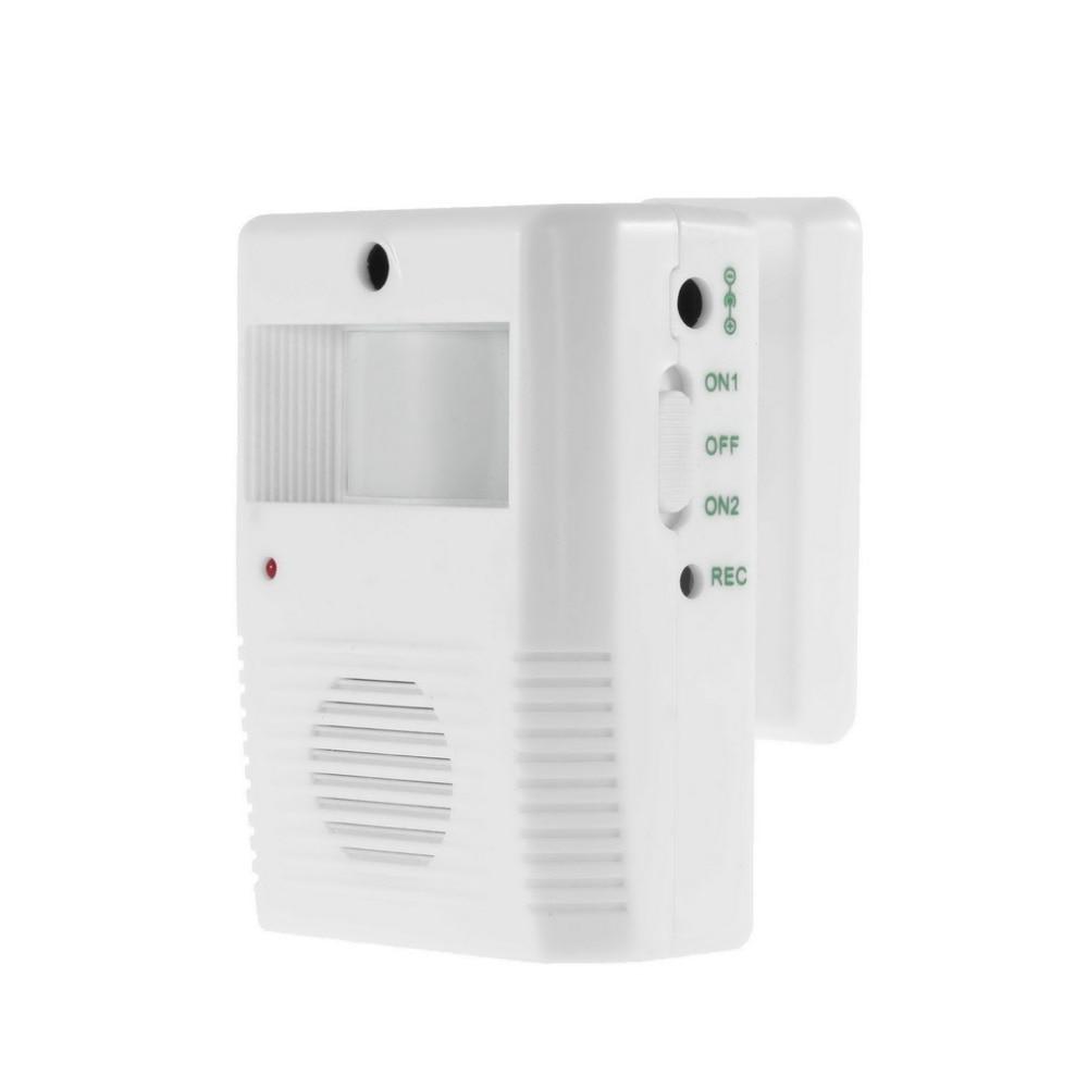 Wireless Entry Music Door Bell Chime Motion Sensor Alarm Electronic Sensor Detector Home House Welcome Chime Speak ks v2 welcom chime bell sensor