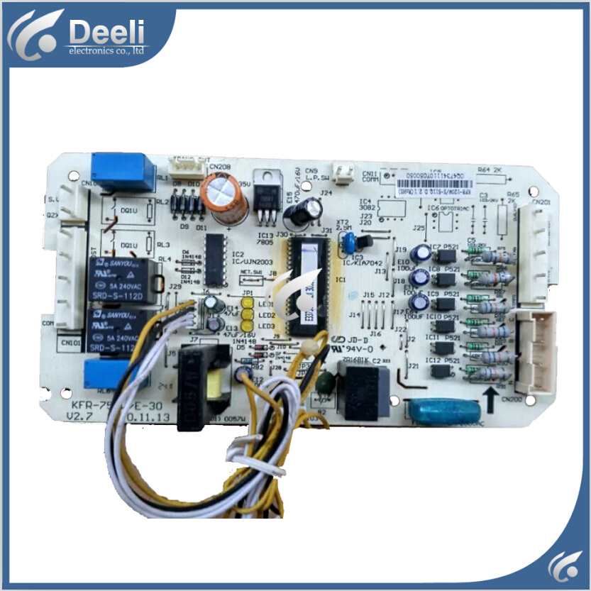 ФОТО  new good working for air conditioning motherboard KFR-75LW/E-30 KFR-120W/S-590 S-510