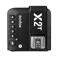 X2t Remote Mini Connection Bluetooth Stable Wireless Transmit Flash Trigger Accessories Camera LCD Screen Anti Interference