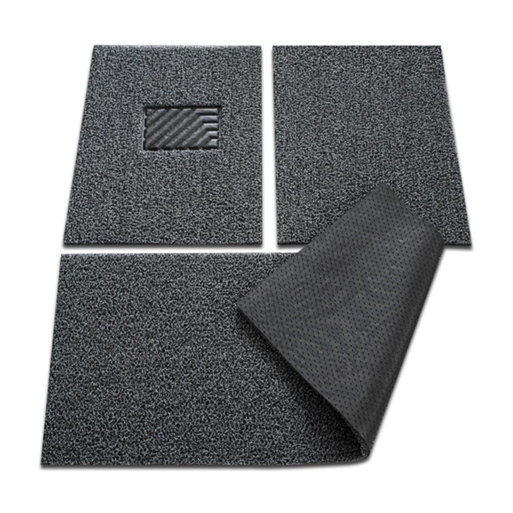 All Weather Floor Mats >> Tailorable Heavy Duty All Weather Floor Protection Car Floor Mats Auto Foot Mat Black And Gray Cars Interior Accessories Cars With Nice Interior From