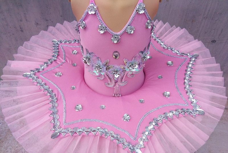 f2f2d9de7 Shop 2018 New Girls Pancake tutus Dance Costumes Child Professional ...