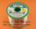 M705 P3 0.8mm solder lead-free solder containing silver 3% solder wire 20meters