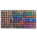 Pro 180 Full Colors Makeup Eyeshadow Palette Top Quality Shimmer Matte Nude Eye Shadow Earth Color Pigment Makeup Eyeshadow