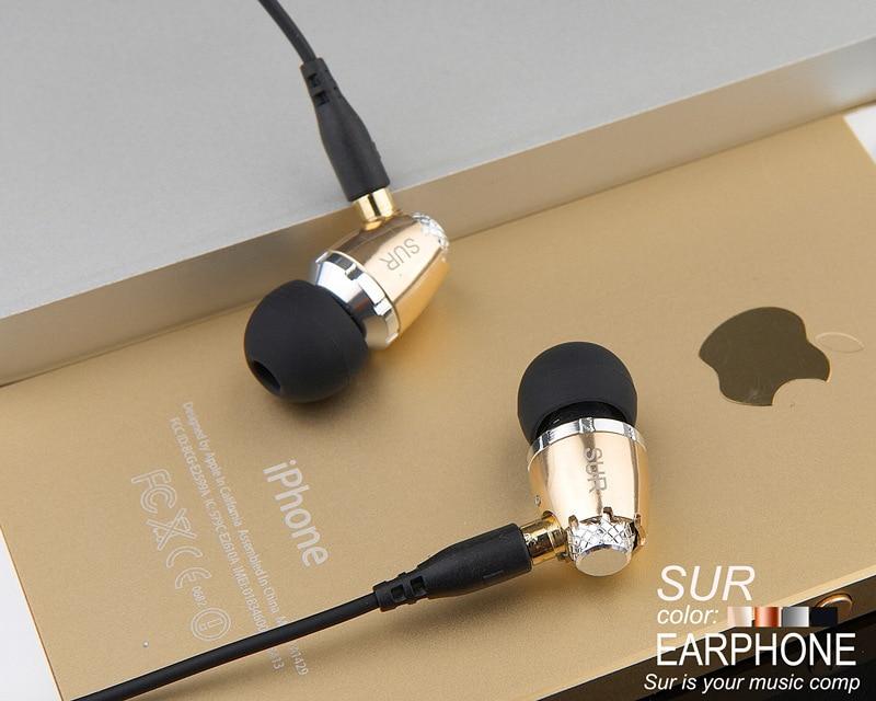 Diseño de moda Original JBMMJ SUR S520 En Auricular Auricular - Audio y video portátil - foto 4