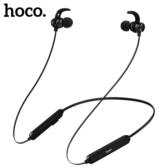 HOCO Wireless Headphones Waterproof Bluetooth Earphone Sport Bass Earbuds Stereo Earbuts with MIC for iPhone Xs Xiaomi 8 Phone