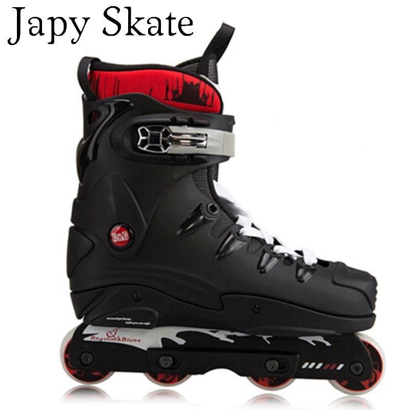 Japy Skate FSK EXTREME Bluce Inline Skates Street Style Roller Skating Shoes FSK Extreme Skates Good Men Athletic Shoes стоимость