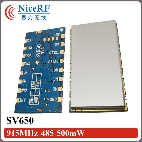 SV650-915MHz-485-500mW