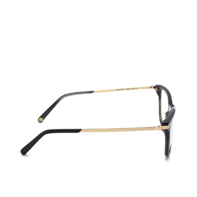 6b54be24686 bauhaus 2018 New Eyeglasses frame acetate Metal eyewear square full frame  optical prescription glasses plain glasses unisex 1013-in Eyewear Frames  from ...