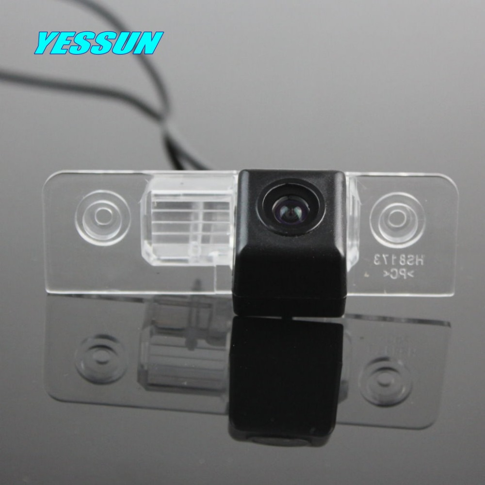 YESSUN For <font><b>Ford</b></font> <font><b>Fusion</b></font> <font><b>2002</b></font>~2012 Car Rear View Camera Back Up Reverse Parking Camera / Plug Directly High Quality image