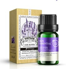 Lavender essential oil 10ml Skin Care help sleep Fragrance lamp humidifier Aromatherapy Spa Bath Massage plant essential oil