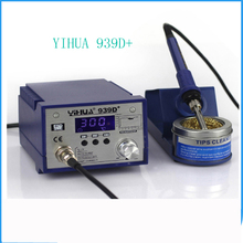 Lead-free Soldering Iron YIHUA 939D+ Solder Station For Motherboard For Laptop Samsung Welding Repair
