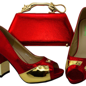 New Arrival Color Red Italian